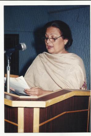 Dr. Masuma Hasan