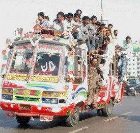 Karachi: The Transport Crisis | Pakistan Horizon